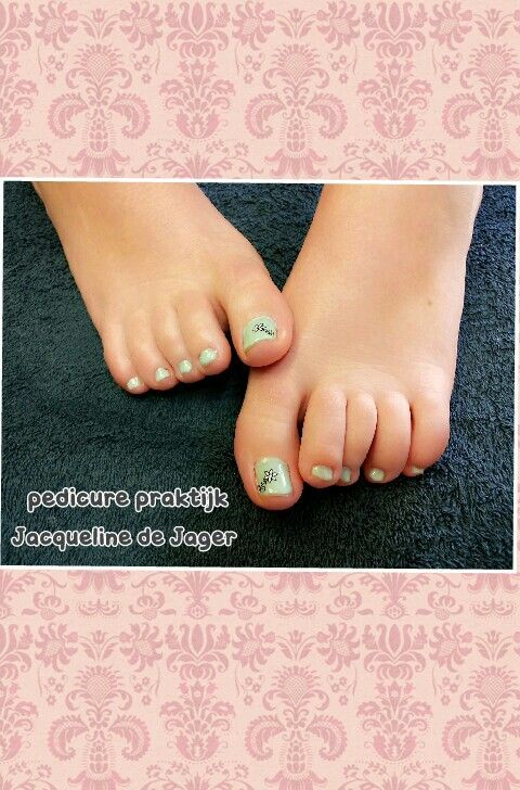 CND shellac ,pedicure,voeten, nagels,toe ,nail
