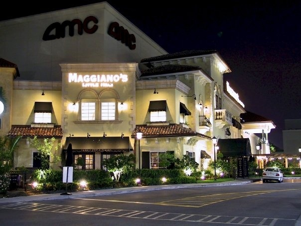 Maggiano S Restaurant In Fort Worth