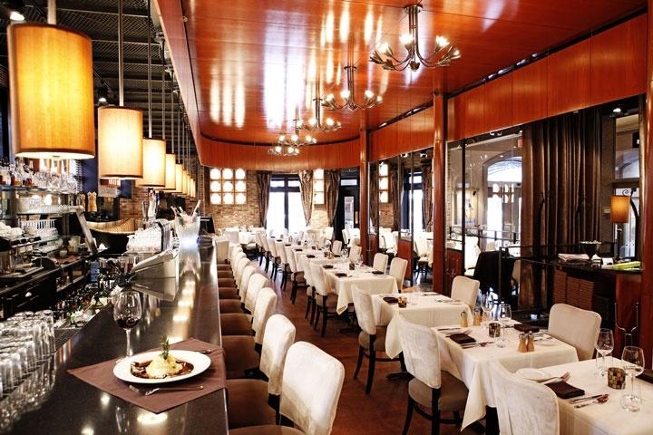 Restaurant Il Teatro (Le Capitole de Québec) - Restaurant à Québec tonresto.ca | Il Teatro