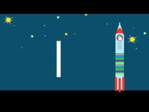Tel mee in de ruimte: 10, 9, 8... [Kleuternetwerk]