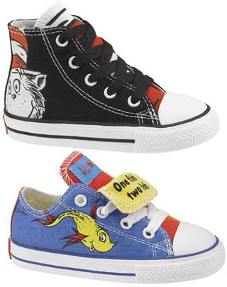 converse shoes boys upper 2-1 \/2 years together mr & mrs clip a