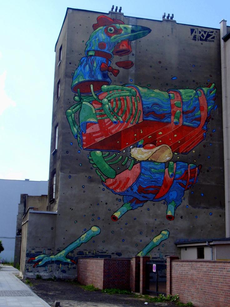 Aryz, 2011, Katowice