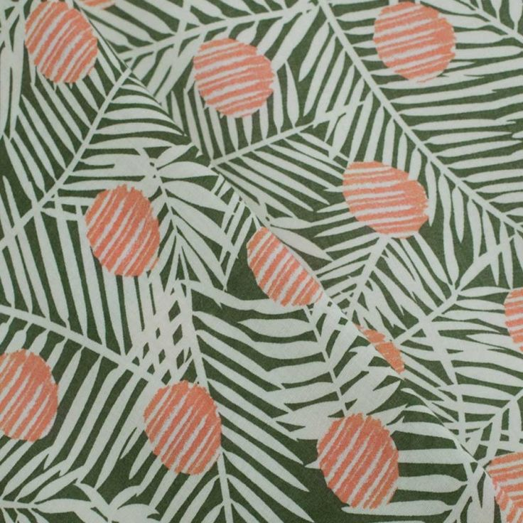 17 meilleures id es propos de tissu corail sur pinterest combinaisons de tissus et fond d. Black Bedroom Furniture Sets. Home Design Ideas