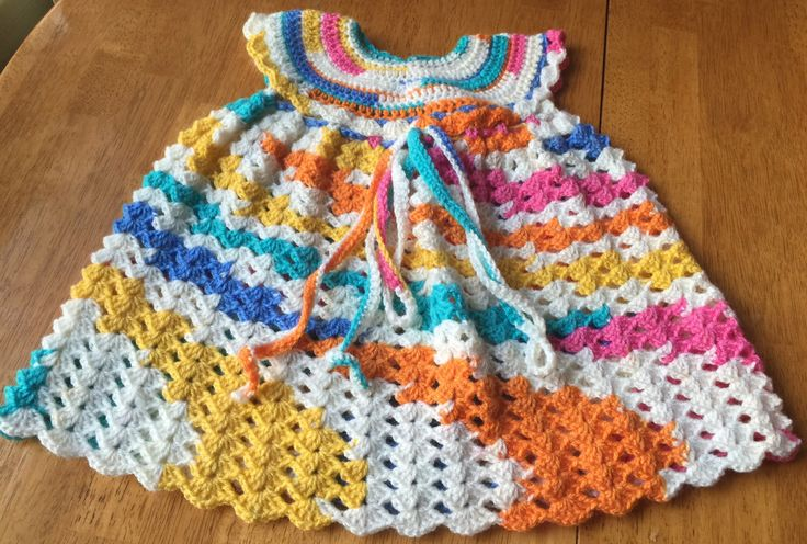 A personal favourite from my Etsy shop https://www.etsy.com/ca/listing/514999015/hand-crochet-dress