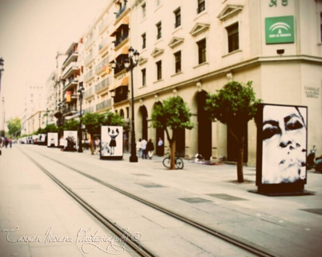 Sevilla, Carmen Moreno, Vintage, Urbanism