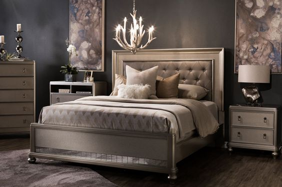 Diva Bedroom Collection by Samuel Lawrence