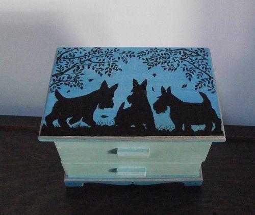 scottie jewellry box