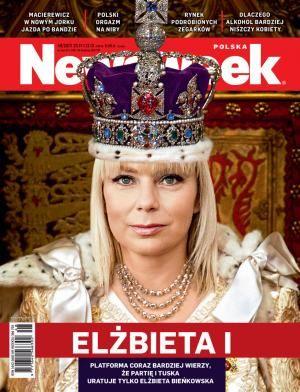 Platforma coraz bardziej wierzy, że partię i Tuska uratuje tylko Elżbieta Bieńkowska