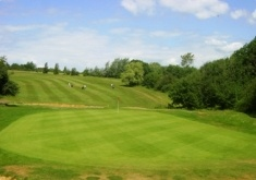 Portsmouth Crookhorn Golf Course 9th hole
