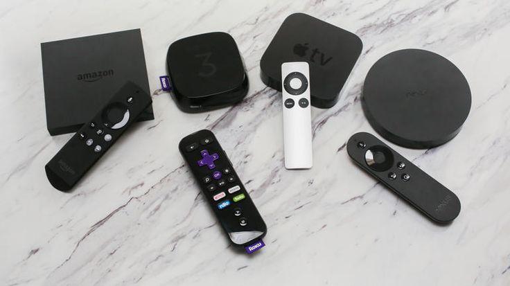 Chromecast vs. Apple TV vs. Roku vs. Amazon Fire TV - @katzmaier @cnetmoskovciak @CNET