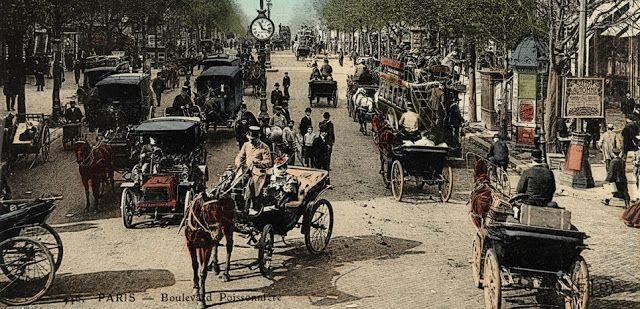 D'Henri IV à Anne Hidalgo des siècles d'embouteillages à Paris   D'Henri IV à Anne Hidalgo des siècles d'embouteillages à Paris  Cliquez sur l'image pour lire l'article dans L'Obs  | via Instagram http://ift.tt/2jnkUYr  Actualité Civili Histoire Paris