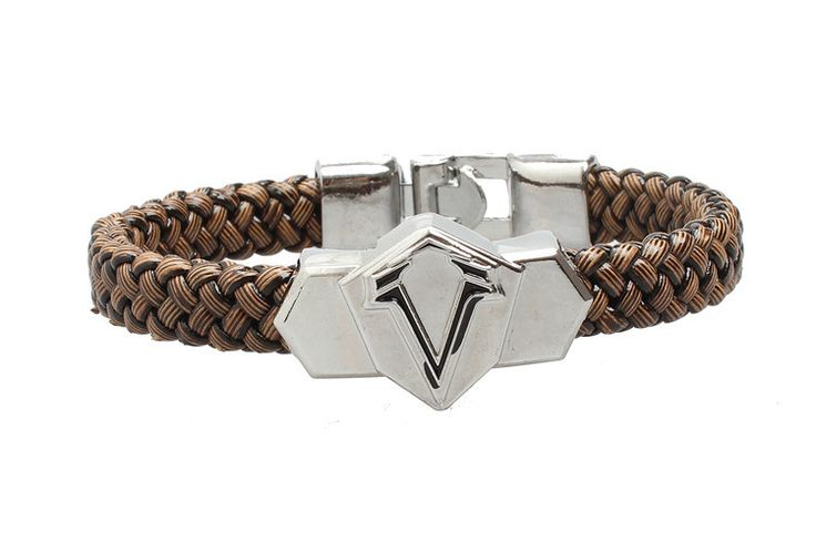 Like and Share if you want this  Creed III 3 Leather Stainless Steel Wristband Bracelet     Tag a friend who would love this!     FREE Shipping Worldwide     Get it here ---> https://ihappyshop.com/creed-iii-3-leather-stainless-steel-wristband-bracelet/
