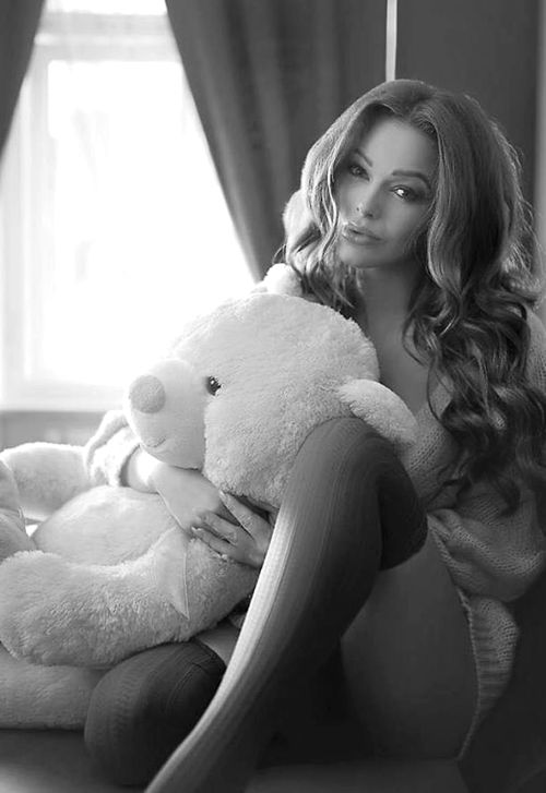62 best images about Teddy bear... Sexy on Pinterest ...Little Girl With Teddy Bear Black And White