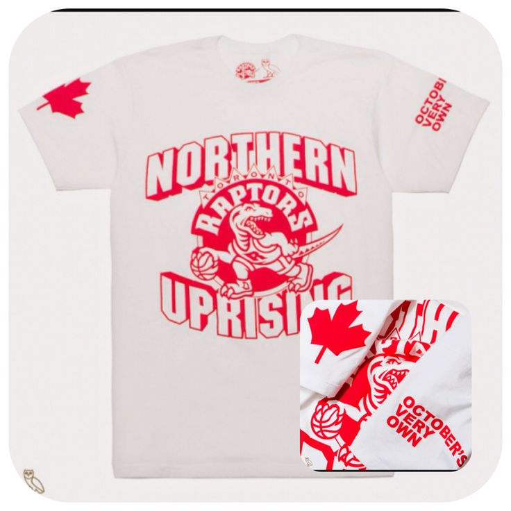 Shop www416shirtkings.com for rare and hard to find gear ! Get your limited We The North Northern Uprising Tee ! Get your Toronto Raptors Gear !