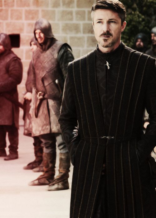 Petyr Baelish from Game of Thrones Costume by Michele Clapton Chancellor? ((WHY dO I LOVE PETYR BAELISH SO MUCH WODUQKIDWKDIAKD))