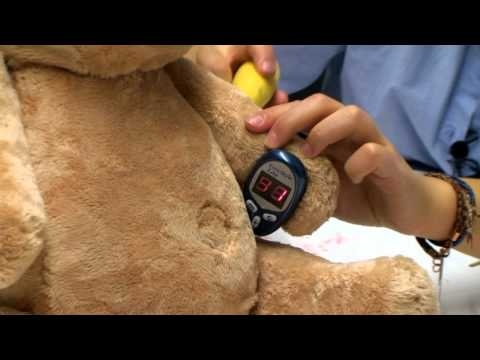 So awesome! Engineering students design a bear to help diabetic children manage their disease.