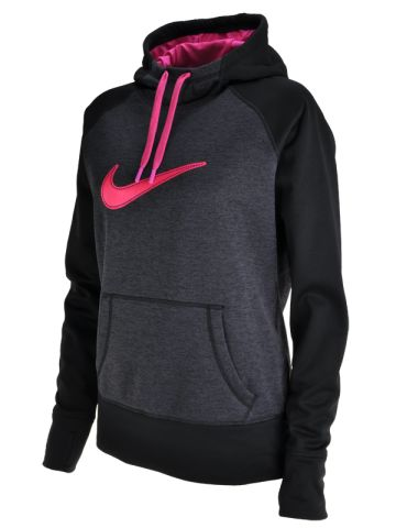 Women's Nike Swoosh Out Fleece Hoodie