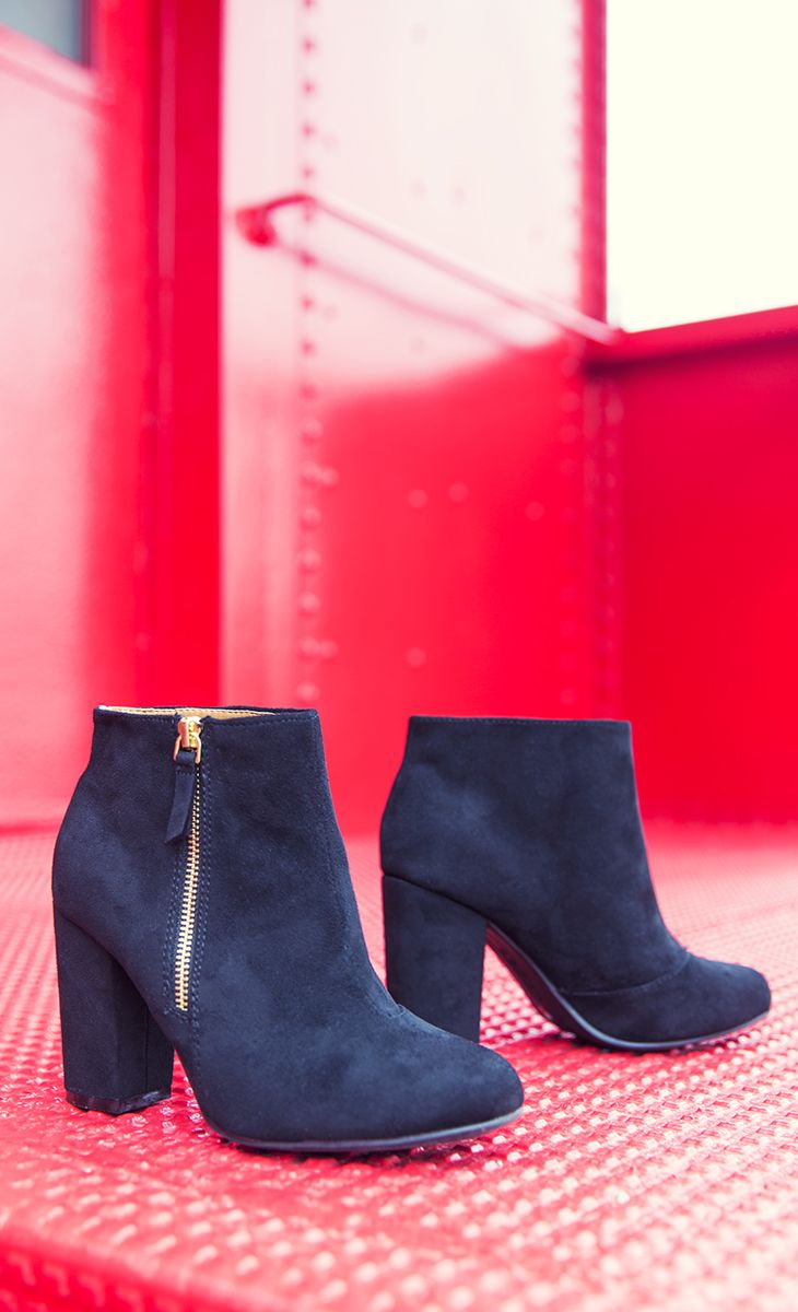 Boots, boots, and more boots! Photo credit by HelloSociety Influencer: Katherine Accettura.