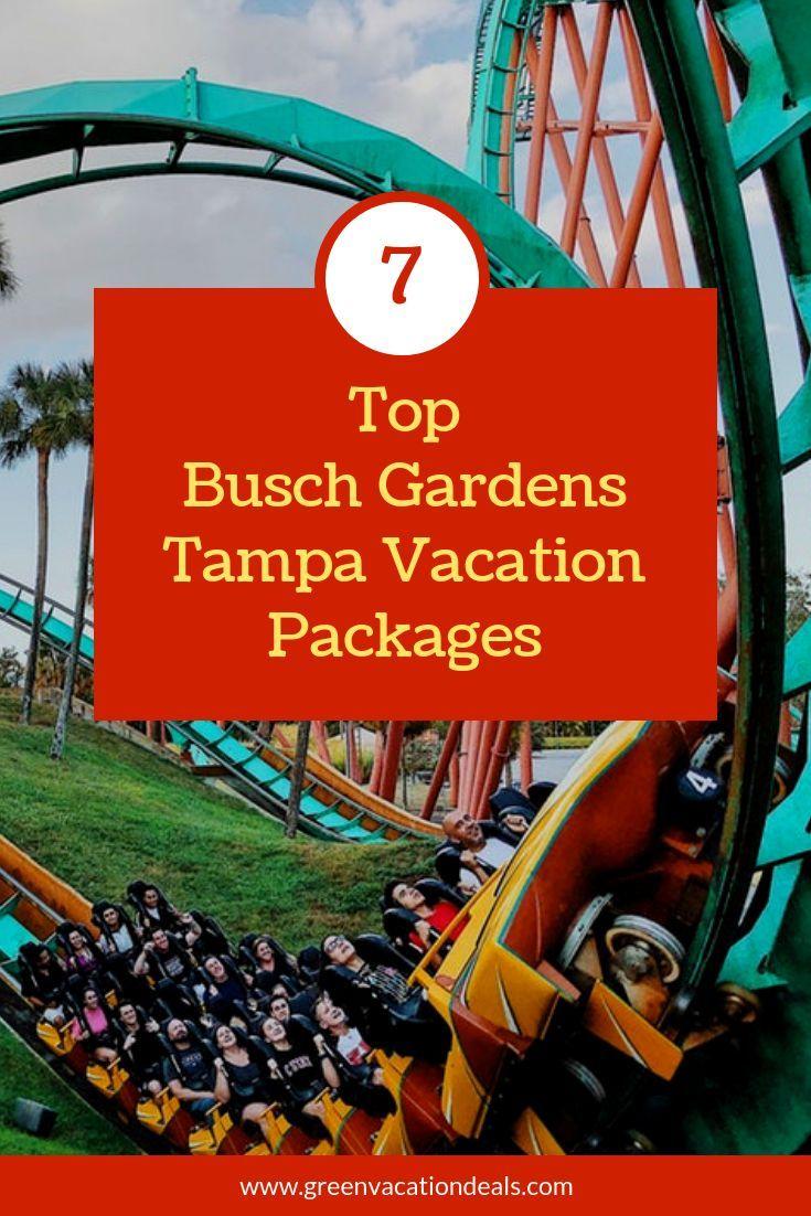 Lake Buena Vista To Busch Gardens