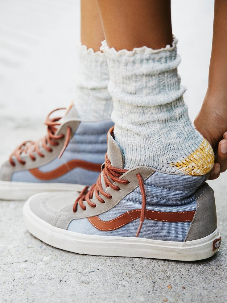vans ladies socks