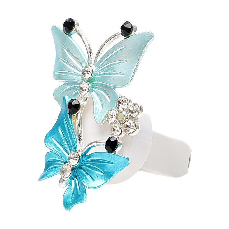Fragrance Outlet Clip Butterfly Air Freshener
