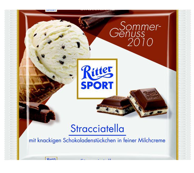 RITTER SPORT Stracciatella (2010)