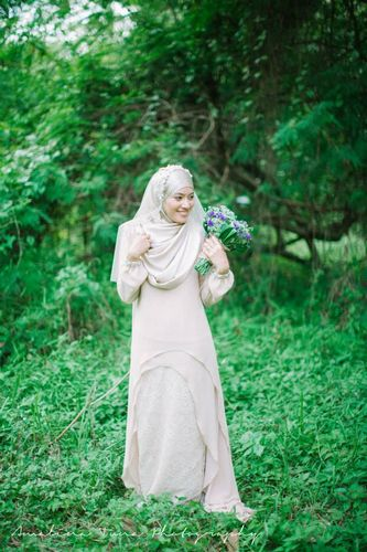 i suka gila baju dia for nikah! can do top like this with lace kain