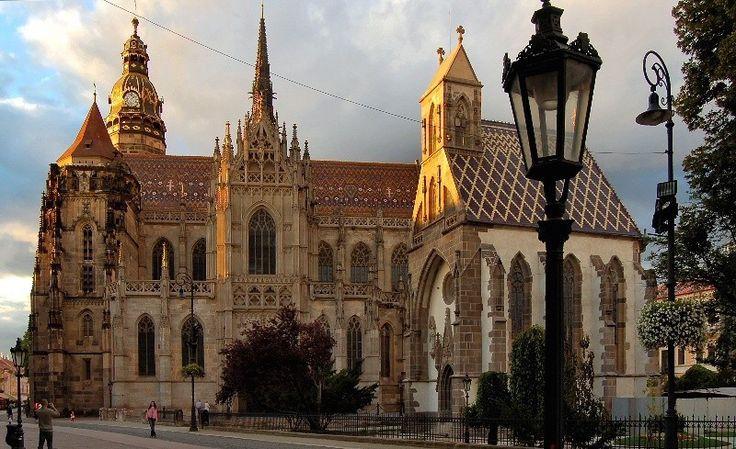 St. Elisabeth's Cathedral, Košice - Erasmus - Why you should never visit Slovakia. Ever.