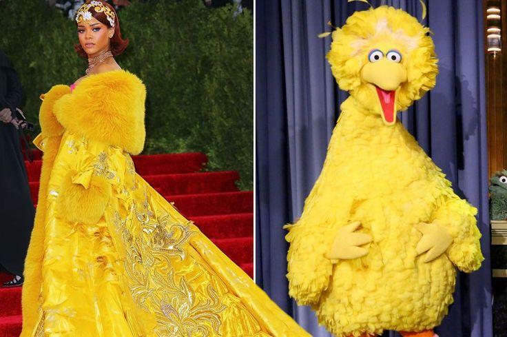 Rihanna's dress troll - Google Search