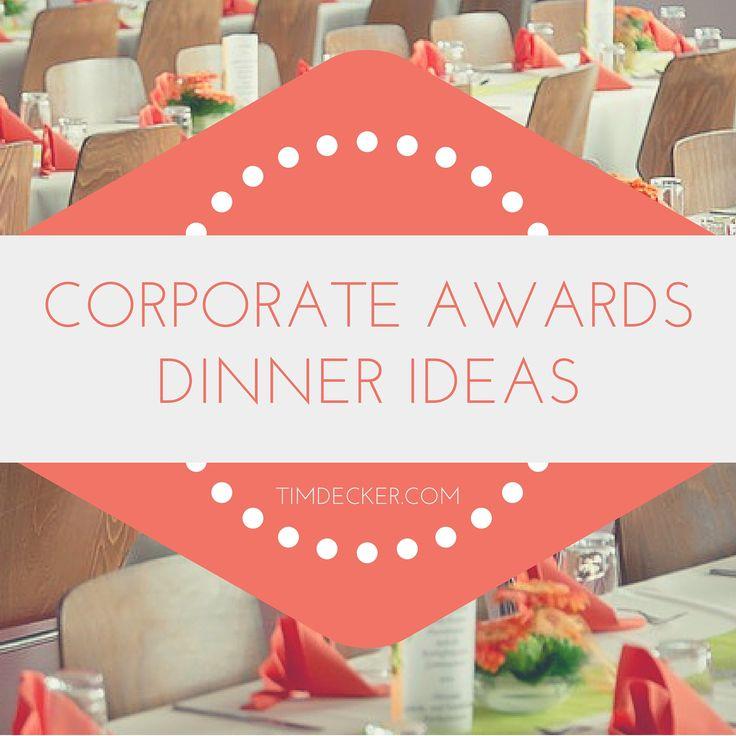 Best corporate awards ideas on pinterest