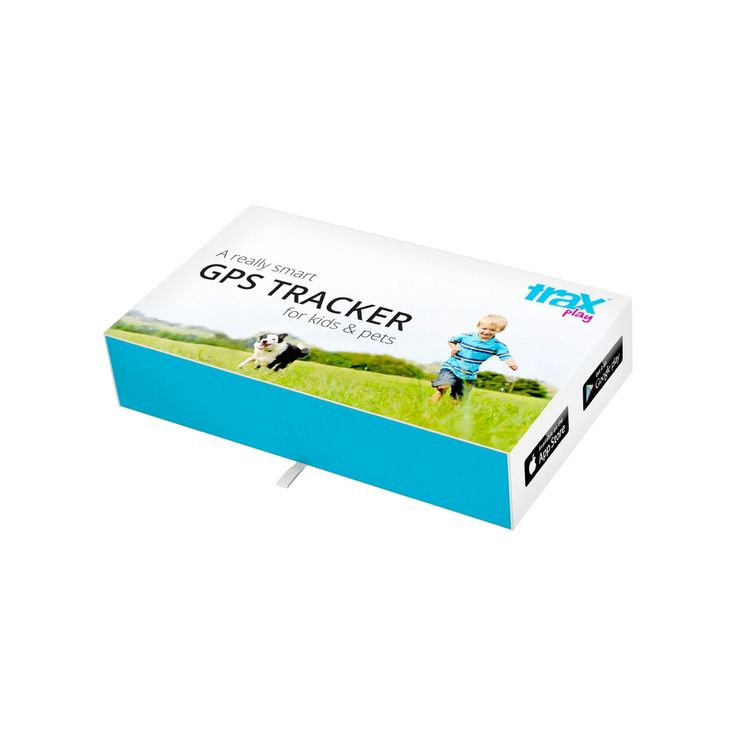 Trax Play Trackers And Beacons - Blue (T140007)