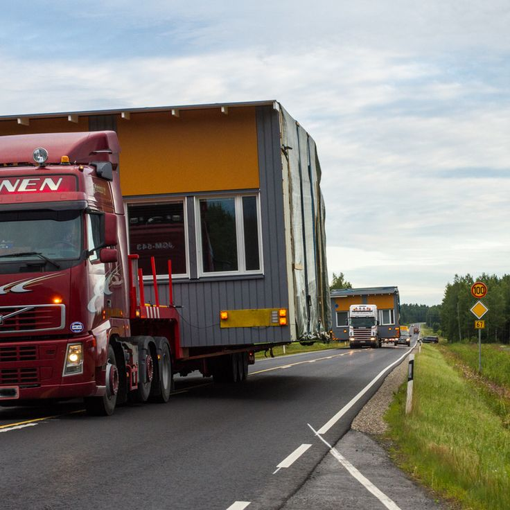 """""""Your mobile home ..."""",  pic - propluto.kuvat.fi by Heikki Rantala"""