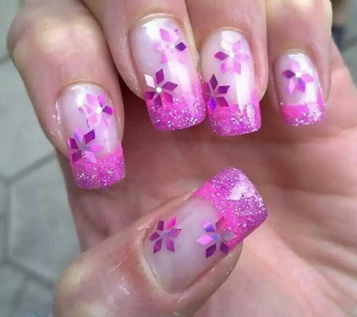 pink nails are my fave nageldesign pinterest nageldesign. Black Bedroom Furniture Sets. Home Design Ideas