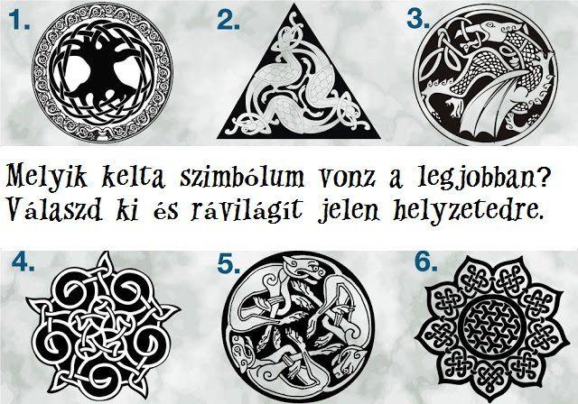 A kelta szimbólumok segítenek önmagad jobb megismerésében
