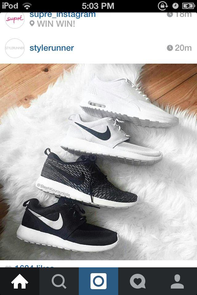 Nike rochers