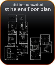St Helens Brochure & Floor Plan perthhomebuilders.net.au
