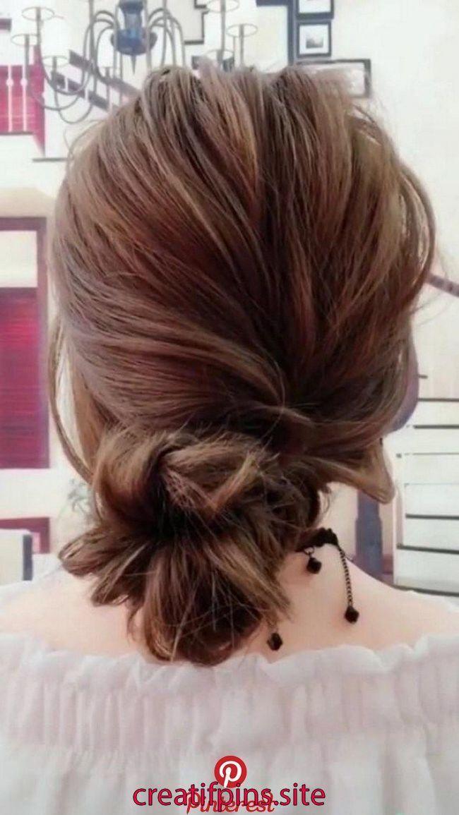 46 trendy fall wedding hairstyles ideas 36   46 trendy fall wedding hairstyles ideas 36