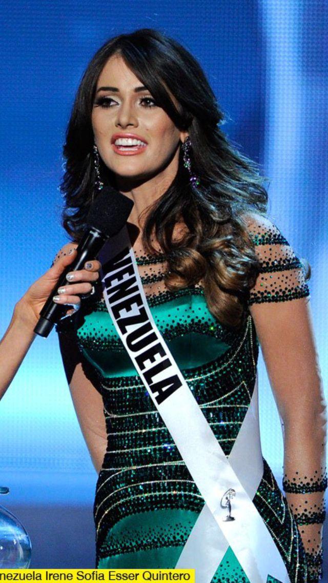 11 best Miss Venezuela images on Pinterest | Beauty pageant ...