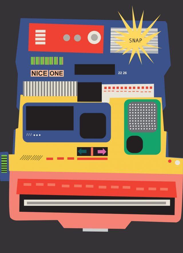 Polaroid | RUDE | makersmgmt.com