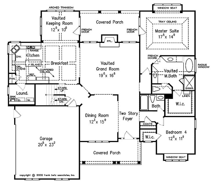 Keeping room home plans for House plans with keeping rooms