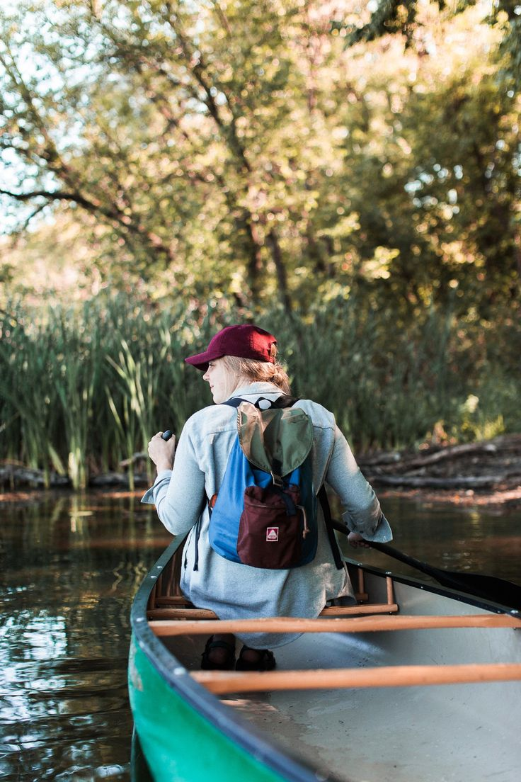 Take in the fall colors from the water. Missouri's lakes and rivers are great ways to experience the fall season.