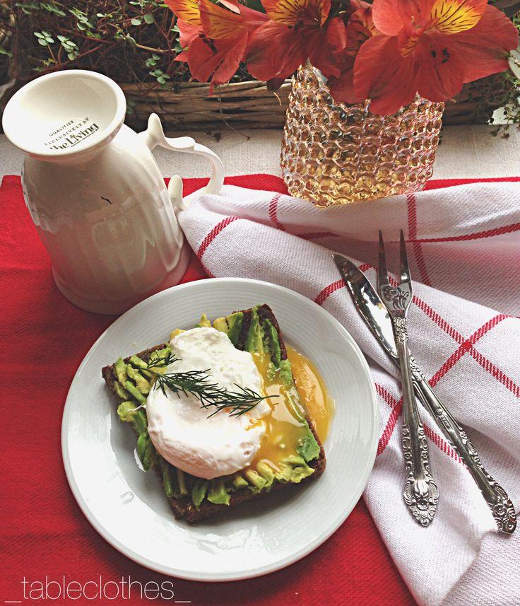 В такие дождливые дни и к тому же выходные завтраки вполне могут перейти в обед или даже в ужин ))  #завтрак от #ГардеробаСтола
