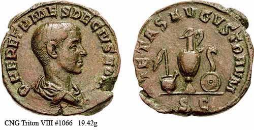 Квинт Геренний Этруск Мессий Деций (лат. Quintus Herennius Etruscus Messius Decius), более известный в римской историографии как Геренний Этруск, — римский император, правивший в 251 году.