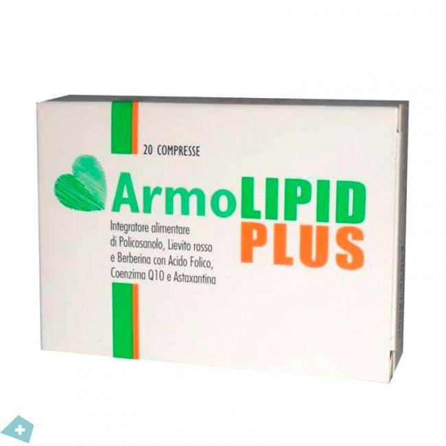 ¡Hola amig@s de Farmacia Abadía! Armolipid Plus se trata de un complemento gástrico alimenticio que ayuda a controlar  y reducir los niveles del colesterol, así como también, permite regular los niveles de los triglicéridos. Os lo contamos con más detalle en nuestro último post http://farmaciaabadia.com/blog/reduce-el-colesterol-con-armolipid-plus/