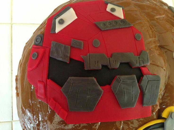 Ty Dinotrux Dinotrux Cake Pinterest