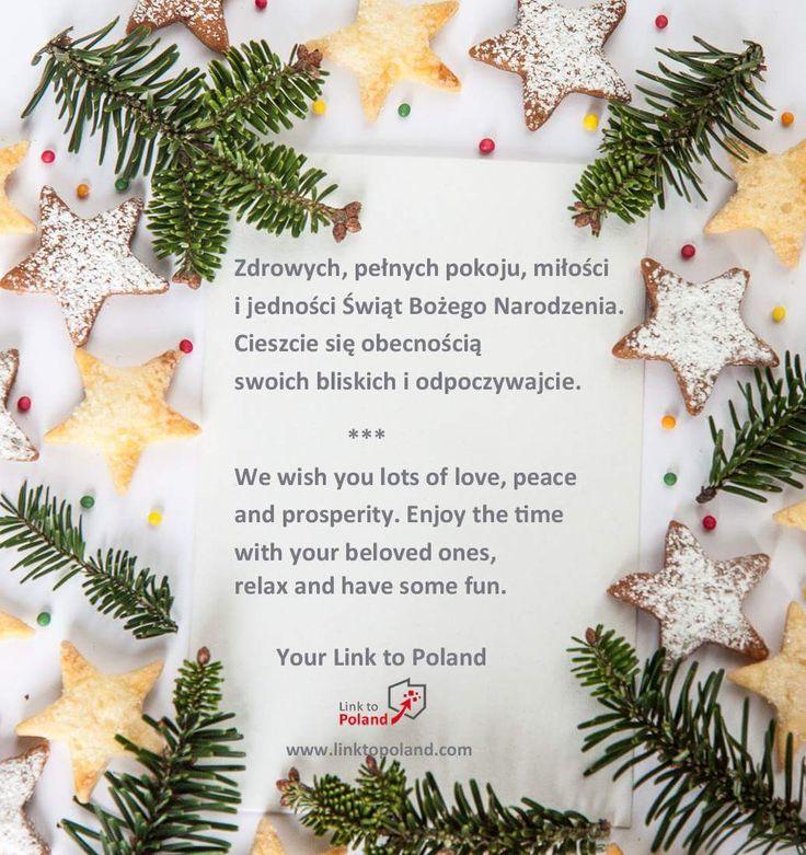 Wesołych Świąt / Merry Christmas!  #Christmas #WesolychSwiat #swieta #ChristmasWeek
