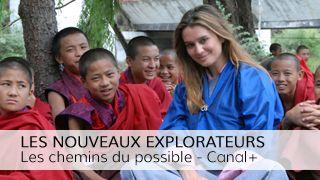 """Priscilla Telmon — Documentaires """"Les nouveaux explorateurs"""""""