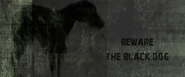 Beware the Black Dog - Bell Let's Talk January 27 2016