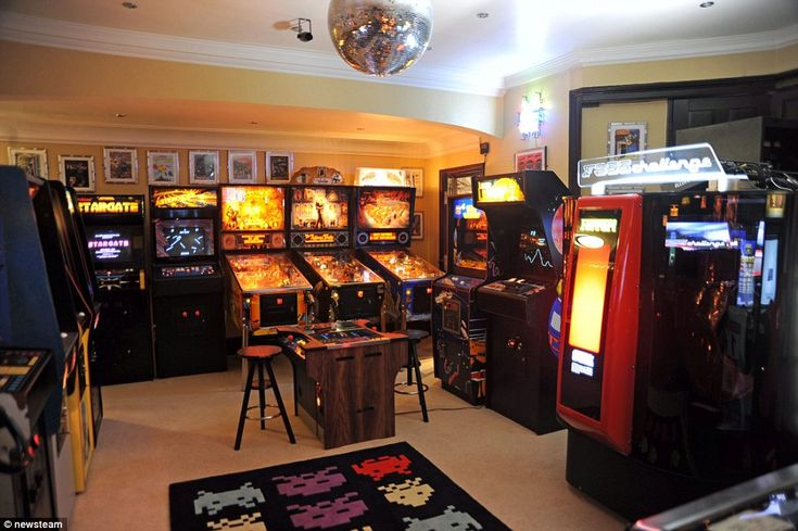 Man Cave Bar Games : Best man cave images on pinterest basement ideas