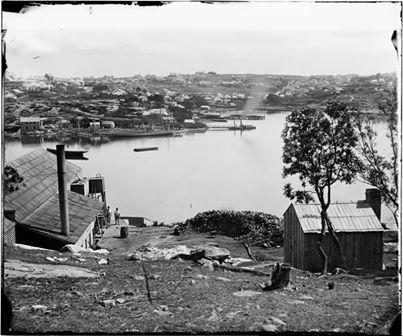 Balmain waterfront ... 1870-1875